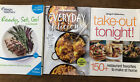 READY SET GO COOKBOOK by WEIGHT WATCHERS 125 RECIPES PointsPlus Great recipes