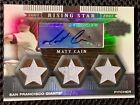 5 Perfect Matt Cain Cards to Add to Your Collection 26
