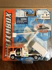 Matchbox Real Working Rigs MBX Tree Trimming Truck White VHTF