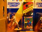 RYNE SANDBERG CHICAGO CUBS 23 STARTING LINEUP BASEBALL SLU🔥
