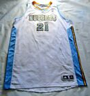 Authentic Wilson Chandler #21 Denver Nuggets Adidas Jersey - Size 4XL - SEWN
