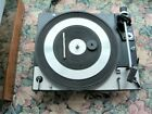 DUAL 1219 TURNTABLE RESTORED WITH PLINTH DUST COVER ORIGINAL BOX WOW