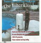 The Filter Guard swimming pool 100 UV protective cover for your pool filter