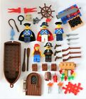 NEW LEGO 80 pc Pirate Knight Armada Imperial MINIFIG LOT figures treasure chest