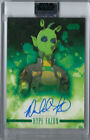 2019 Topps Star Wars Stellar Signatures Trading Cards 6