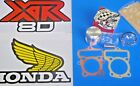HONDA XL80 XR80 CRF80 HIGH COMPRESSION 100 kit BIG BORE PISTON 92cc XR CRF 80