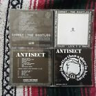 CRASS - CHRIST THE BOOTLEG CD & ANTISECT - PEACE IS BETTER ... CD