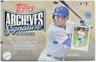 2020 Topps Archives Signature Series Active Player Baseball 20 Box Hobby Case