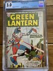 Green Lantern 1 (1960) CGC 3.0 - Rare - Marvel - 1st Guardians Of The Universe