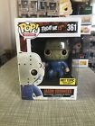 Funko Pop Jason Voorhees Hot Topic Limited Edition Exclusive #361 Protector!
