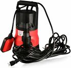 400W Electric Submersible Water Pump Swimming Pool Dirty Flood Sump Pump 1 2 HP