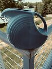 FIESTA Periwinkle Blue Large Disk Pitcher 64 Oz Retired! Very Nice~~