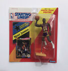Magic Johnson 1992 Starting Lineup W/poster And Card- Sealed/Unopened