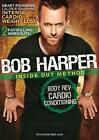 NEW Bob Harper Inside Out Method Body Rev Cardio Conditioning DVD MOVIE WORKOUT