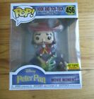 Funko Pop 456 Hook and Tick-Tock Movie Moment Peter Pan Hot Topic Exclusive