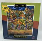 NEW NATIVITY Dowdle 500 Piece Puzzle Jigsaw 16 x 20 Item Art  888584 SEALED
