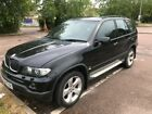LARGER PHOTOS: BMW X5 3.0 Petrol Auto Black 2004  54 Plate