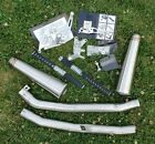 MOTORCYCLE PARTS DANMOTO Conical Exhaust Billet rearsets OFFERS ENCOURAGED