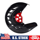 Front Brake Disc Rotor Guard For Honda CRF250R 250X 450R 450X 450L CR125R 250R