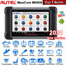 Autel MK808 Diagnostic Scan Tool All System Diagnosis IMMO BMS SAS DPF ABS Bleed