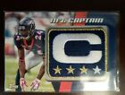 2012 Topps Football NFL Captain Patch Relic Cards Visual Guide 40