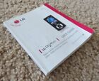 LG Rhythm OWNERS MANUAL 2008 wireless mobile cellular cell phone User Guide book