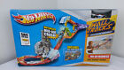 Hot Wheels Wall Tracks Mid Air Madness Motorized Track Set w Car + Poster NEW