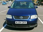 LARGER PHOTOS: Vw Volkswagen Touran 1.9 TDI **NO RESERVE**