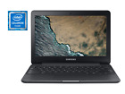 NEW Samsung Chromebook3 116Laptop Intel N3060 16GB eMMC 4GB RAM XE500C13 K04US