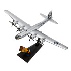 Metal Plane Model Toy Boeing B 29 Strategic Bomber Diecast Kids Gift Collection