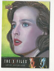 Dana Scully The X Files UFOs & Aliens Sketch Card by Kevin Graham 1 1