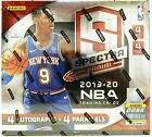 2019-20 Panini Spectra Basketball Hobby Box Sealed - Auto Zion Ja RC Sold Out