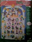 Dimensions Feltworks NATIVITY ADVENT CALENDAR Felt Applique 8149 NEW