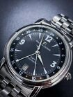 Maurice Lacroix Pontos GMT Automatic PT6037 Stainless Steel w/ Original Package