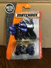 Matchbox BMW R1200 RT-P State Police 2017 Blue 83/125. New