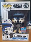 Funko Pop! Captain Rex 2018 NYCC Fall Convention Exclusive #274 Star Wars
