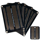 Prototype Pcb Solderable Breadboard Kit For Arduino 4 Pack 1mini Board