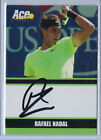Rafael Nadal Tennis Cards, Rookie Cards and Autographed Memorabilia Guide 9