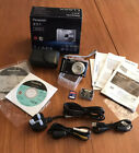 Panasonic Lumix DMC ZX1 12.1MP(Black) Digital Camera Including SD Card 8G