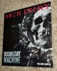 ARCH ENEMY Doomsday Machine PROMO SAMPLER CD will combine s/h B2G1