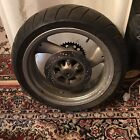 Ducati 900ss rear wheel