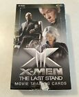X-Men The Last Stand Movie X3 Sealed packs Trading Card Box Rittenhouse 2006