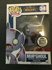 Funko Pop MUR'GHOUL World of Warcraft 2014 BizzCon Exclusive #34 Vinyl Figure