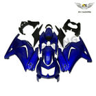 FW Plastic ABS Blue Fairing Fit for Kawasaki 2008-2012 250R EX250 Injection z010