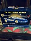 INDIANAPOLIS PACE CAR LIMITED EDITION FRANKLIN MINT 1998 CHEVROLET CORVETTE