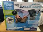 Summer Waves Salt Water System Above Ground Pool Like Intex 7000gal Ship Fast