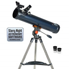 Celestron 31036 AstroMaster LT 76AZ Breathtaking Views Astronomical Telescope