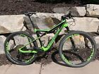 Cannondale Scalpel Si Team Hi Mod Bike 2018 Team Green Large