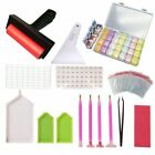 5d Diamond Painting Tools And Accessories Kits Roller Pen Clay Tray Stylo Sets