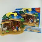 NICE Playmobil 5958 Nativity Christmas Manger Set Excellent Condition Complete